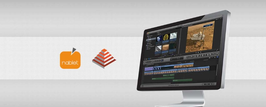 挪威维斯亚迪公司与nablet公司宣布发布 MXF 插件 for Final Cut Pro X