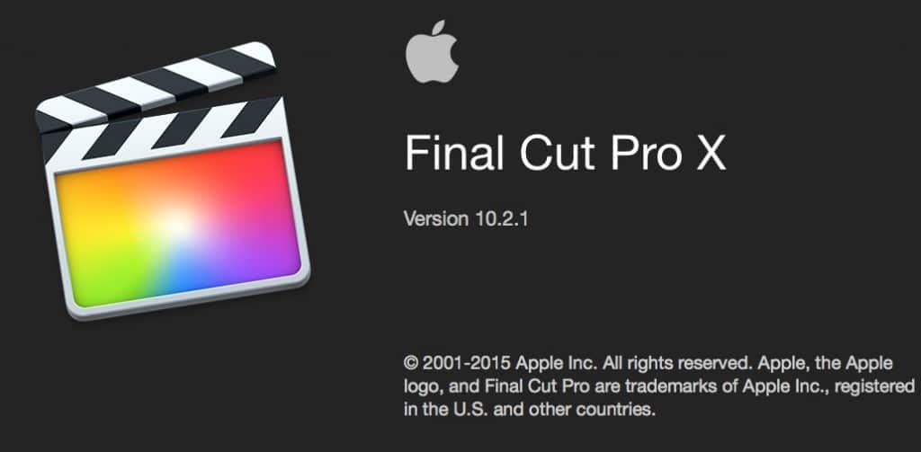 更新:苹果视频剪辑软件 Final Cut Pro X 10.2.1(多国语言-含中文)