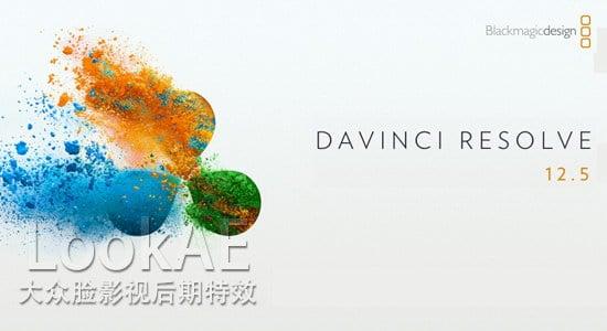 Win/Mac正式版:达芬奇专业调色软件 DaVinci Resolve v12.5