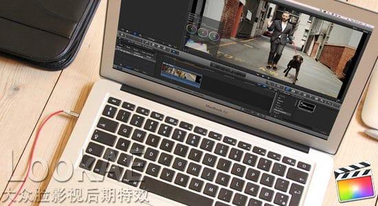 FCPX/FCP7 数字转胶片调色插件 FilmConvert Pro v2.201