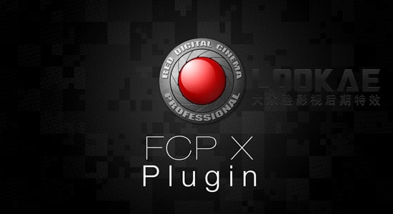 将 Red 摄像机素材导入FCPX的插件 RED Apple Workflow Release 12