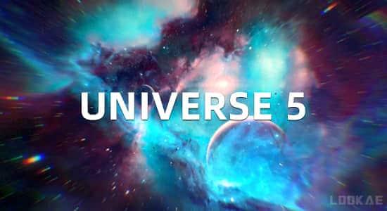 红巨人视觉特效和转场FCPX插件 Universe v5.0.0 Win/Mac FCPX插件-第1张