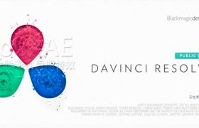 达芬奇专业电影级调色软件 DaVinci Resolve 14.0 英/中文正式版 Win/Mac/Linux