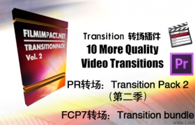 PR.FCP7特效转场插件:FilmImpact Transition Pack 2(第二季)