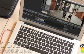 FCPX/FCP7 数字转胶片调色插件 FilmConvert Pro v2.5 支持4K