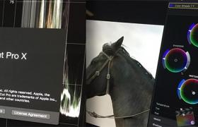 【资讯】Final Cut Pro X 10.4 新版软件即将发布 – 新的调色工具 新增VR 自带LUT 支持8K