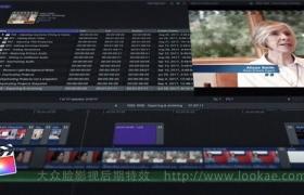 FCPX入门基础训练视频教程 Pluralsight – Final Cut Pro X Fundamentals