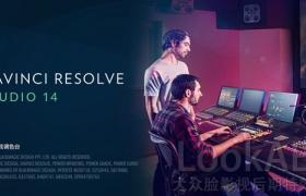 达芬奇专业电影级调色软件 DaVinci Resolve Studio v14.2 英/中文破解版 Win/Mac