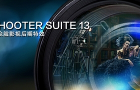 红巨人后期流程插件套装 Red Giant Shooter Suite 13.1.6(含 PluralEyes 4 序列号)