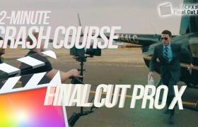 Final Cut Pro X 10.4 视频调色教程 – 中文字幕