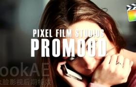 FCPX 调色插件:55种电影级调色插件 PFS – ProMood