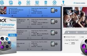 全能视频格式转换软件专业中文版 MacX Video Converter Pro 6.4.0