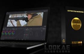 339个LUTs电影调色预设 LightWave Film LUT Master Pack