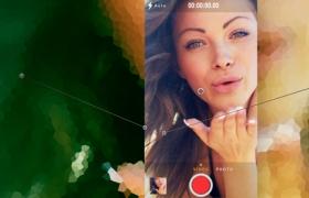 FCPX插件:手机竖屏拍摄图像快速转换成宽屏效果 ProPhone