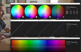 FCPX插件:专业调色大师插件 FCPX Colorist 1.2S(更新支持macOS Sierra 10.12)+使用教程