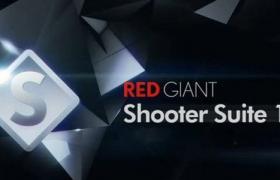 红巨人插件:职业快速套装 Red Giant Shooter Suite 12.6.0(Mac/Win)
