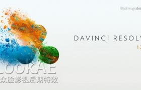 Mac完整版:达芬奇专业调色软件破解版 DaVinci Resolve Studio 12.5.4+easyDCP 支持4K 可降噪
