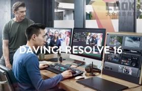 达芬奇调色软件专业版 DaVinci Resolve Studio 16.2.3 Win/Mac中文破解版