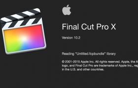 Final Cut Pro X 10.2 新功能视频介绍教程