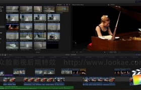 FCPX教程:影片剪辑详细培训教程 CreativeLive – Final Cut Pro X Bootcamp